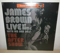 JAMES BROWN - LIVE AT HOME THE AFTERSHOW - BLACK FRIDAY 2019 - LP