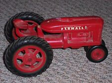 Vintage International Harvester Farmall Toy Tractor, 1950's?