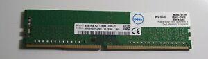 8gb DDR4 PC4-2666 ECC U-DIMM - Dell SNPD715XC/8G - Hynix HMA81GU7CJR8N - working