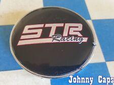 STR RACING Wheels [45] CHROME Center Cap # 057K68  Custom Center Cap (QTY.1)