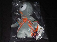 LONDON 2012 OLYMPICS WENLOCK SOFT TOY MINT IN UNOPENED PACKAGING