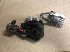 Sram Blackbox Technology Carbon Rear Derailleur Sram XX Front Mountain Bike MTB