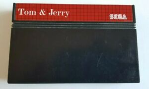Tom And Jerry (Master System) CART ONLY