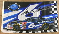 Mark Martin #6 Viagra NASCAR racing 3x5  Driver Flag Banner vintage