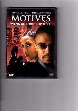 Motives - Wenn Begierde zerstört (2004) DVD #14276