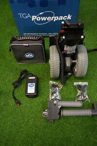 Rollstuhl Zusatzantrieb TGA Heavy Duty Elektrorollstuhl Power Pack Duo Editon
