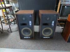 Lafayette Criterion 2001+ vintage speakers