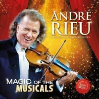 André Rieu - Magic Of The Musicals (NEW CD)