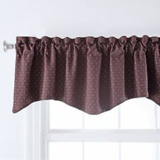 Stylemaster Home Products Renaissance Home Fashion Thompson Lined Scalloped