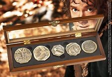 The Hobbit: The Desolation of Smaug - Dwarven Treasure Coin Set Noble