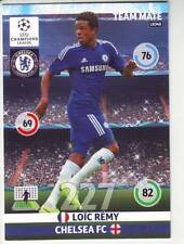 PANINI FOOT TRADING CARD CHAMPIONS LEAGUE  LOIC REMY CHELSEA FC
