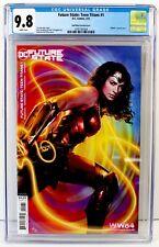 FUTURE STATE: TEEN TITANS #1 CGC 9.8 Dell'Otto Wonder Woman WW84 VARIANT 2021 DC