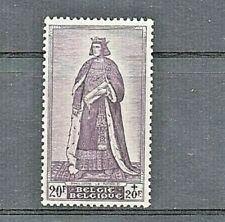 Belgique  1947  N°755  Portraits du Sénat Philippe le Noble