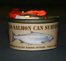 You Can Survive with the Alaskan Salmon Can Survival Kit