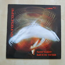 GORDON BECK TRIO Gyroscope UK original vinyl LP Morgan MJ1 1969 British Jazz Ex+