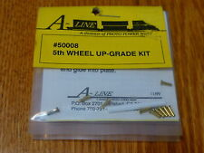 A-Line HO #50008 (5th Wheel Up-Grade Kit) (Brass Parts)