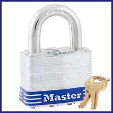Master Lock No. 5 Laminated Padlock