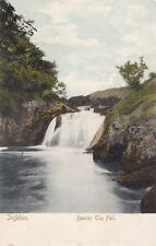 Postcard - Ingleton - Beezley Top Fall (215)