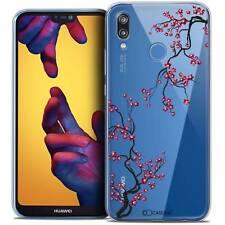 "Coque Crystal Gel Pour Huawei P20 LITE (5.84"") Souple Summer Sakura"