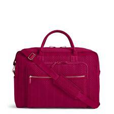 Vera Bradley - Iconic Grand Weekender Travel Bag (Passion Pink) 22140-K07