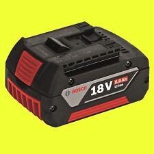 BOSCH Ersatz Akku GBA 18 Volt  6,0 Ah für GSR GSB GWS GST  1600A004Zn