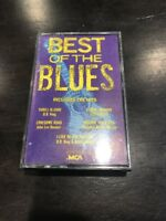The Best Of The Blues By Various Artists Cassette