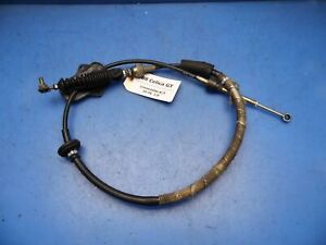 86-89 Toyota Celica ST162 OEM automatic transmission gear shifter shift cable