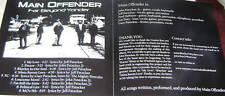 "MAIN OFFENDER - ""Far Beyond Yonder"" (NEW/SEALED) CD"
