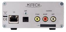 M2Tech EVO DAC-32bit/192kHz upgradeable DAC with polypropylene capacitors
