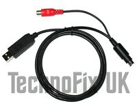 USB Cat & programming cable with linear PTT out for Yaesu FT-817 FT-857 FT-897