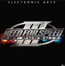 Need For Speed III: Hot Pursuit - Sports Cars Racing Police Bonus Tracks PC NEW