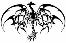 {Fantasy Stencils} | 10C | Dragon Bone wings large