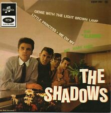 CD Single The SHADOWS Genie With The Light Brown Lamp - EP REPLICA   + VERY RARE