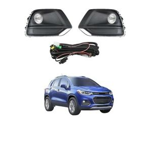 Fog Light Kit for Holden Trax 2017-ON W/Wiring (Use existing switch)