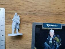 SQUIRRELLY  MINIATURE / ZOMBICIDE INVADER G263