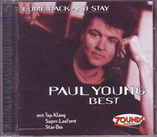ZOUNDS - PAUL YOUNG - Come Back And Stay - Best - rare audiophile CD 1999
