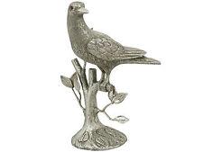 Mexicain en argent oiseau ornement de Table - Vintage Circa 1955