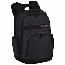 TaylorMade Player's Backpack TM18 Black NEW 11132