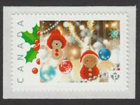CHRISTMAS ORNAMENT = TOYS =DECOR= picture postage stamp MNH Canada 2013 [p3x3/2]