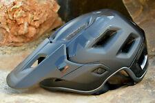 MET Roam MTB/Estelo / Casco Enduro Visera Ajustable Cam-Kompatibel Negro