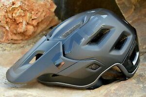 Met Roam MTB/Trail/Enduro Helm Visier verstellbar Cam-kompatibel schwarz