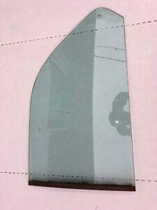 BMW 1600 2002/tii OEM Green Tint (R)Rear Quarter Window