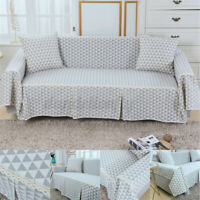 1-3 Seater Cover Sofa Covers Stretch Protector Couch Anti-Skid Elastic Slipcover