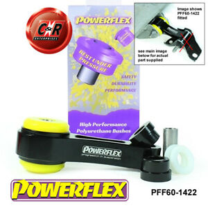 PFF60-1422 Powerflex Renault Clio IV inc RS 12-19 Lower Torque Mount, Fast Road