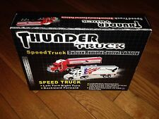 Thunder Truck America on the Move Big Rig Semi Deluxe Remote Control Vechicle