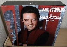 "ELVIS PRESLEY 5 CD BOX SET with BOOK ""THE MONO MASTERS 1960 - 1975"" 2016 VENUS"
