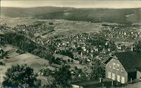 Ansichtskarte Klingenthal Blick vom Aschberg (Nr.9613)