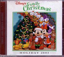 Disney Family Christmas Holiday 2005 CD Classic Greatest TWELVE DAYS CHRISTMAS