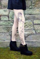 Dress Your Legs Tattoo Tights