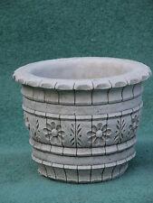 Westland olla fundición de piedra a mano decoración de Jardín Plantador Flor Cesta ⧫ onefold-UK